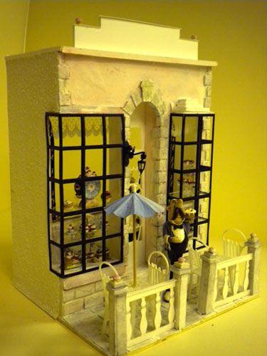 Ron S Miniatures Orlando Fl Contest Dollhouse Creations
