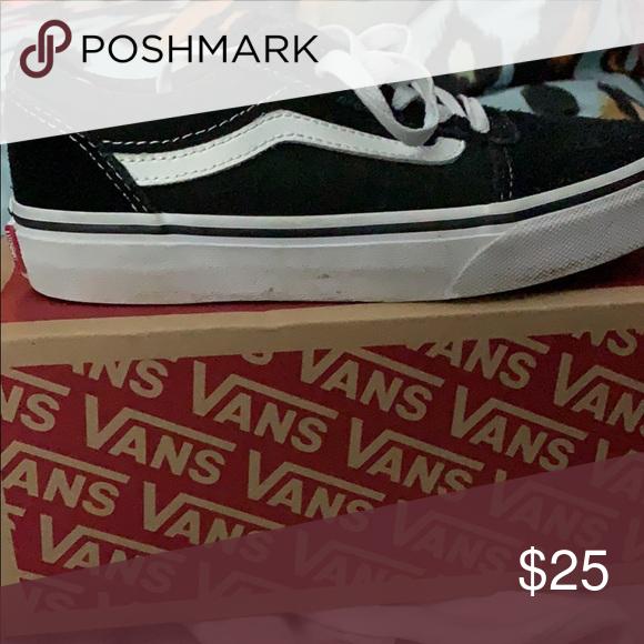 Vans, Womens shoes sneakers