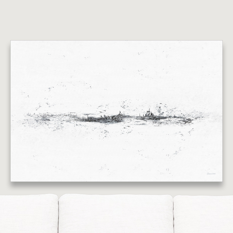 Wall Art Canvas Blackgreywhiteminimalistliving Room Etsy Acrylic Wall Art Abstract Painting Abstract Art Images