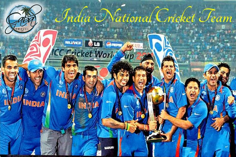 India National Cricket Team Travel To India With Gaba