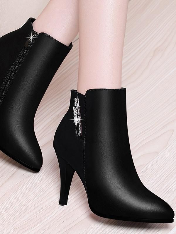 Three Comfortable and Fashionable Black Boots That I Couldnt Take off This Winter