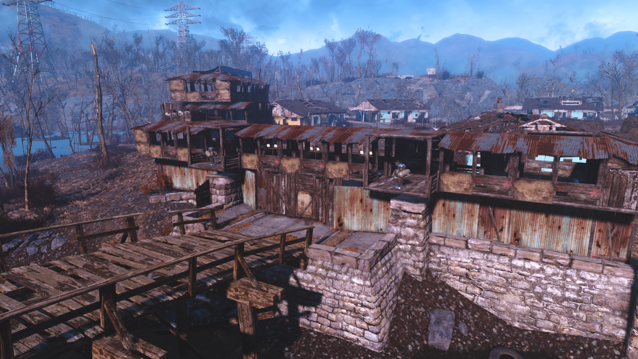 Fallout 4 settlement ideas google search fallout 4 for Fallout 4 decorations