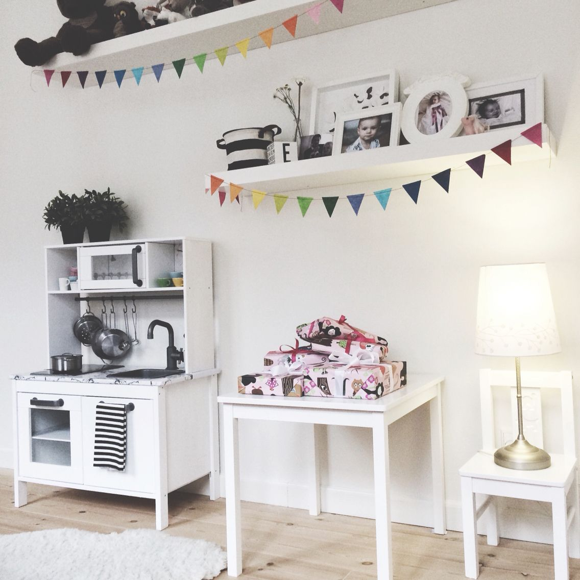 Kids room - IKEA duktig kitchen | Ikea keukentje | Pinterest ...