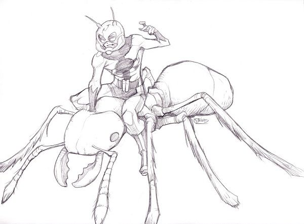 ant man coloring pages coloring kids Pinterest Ant Man