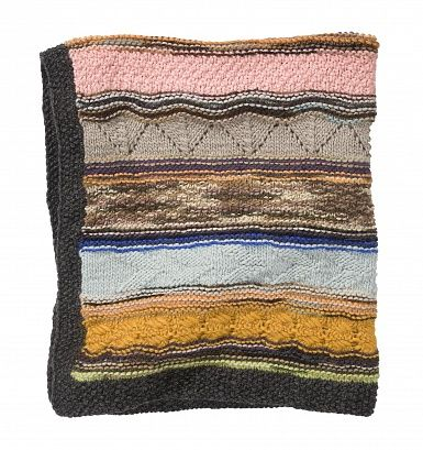 Return to sender. Hema €39,50 Made in Ecuador: baby blanket. I don't have a baby, but what the hack!
