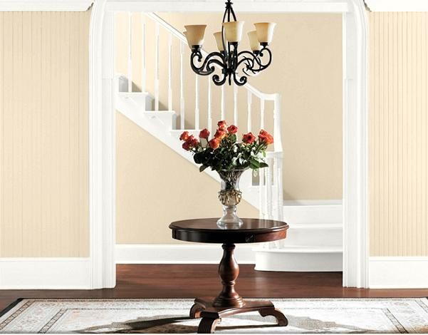 Sherwin Williams Indian White On Walls Pure Trim