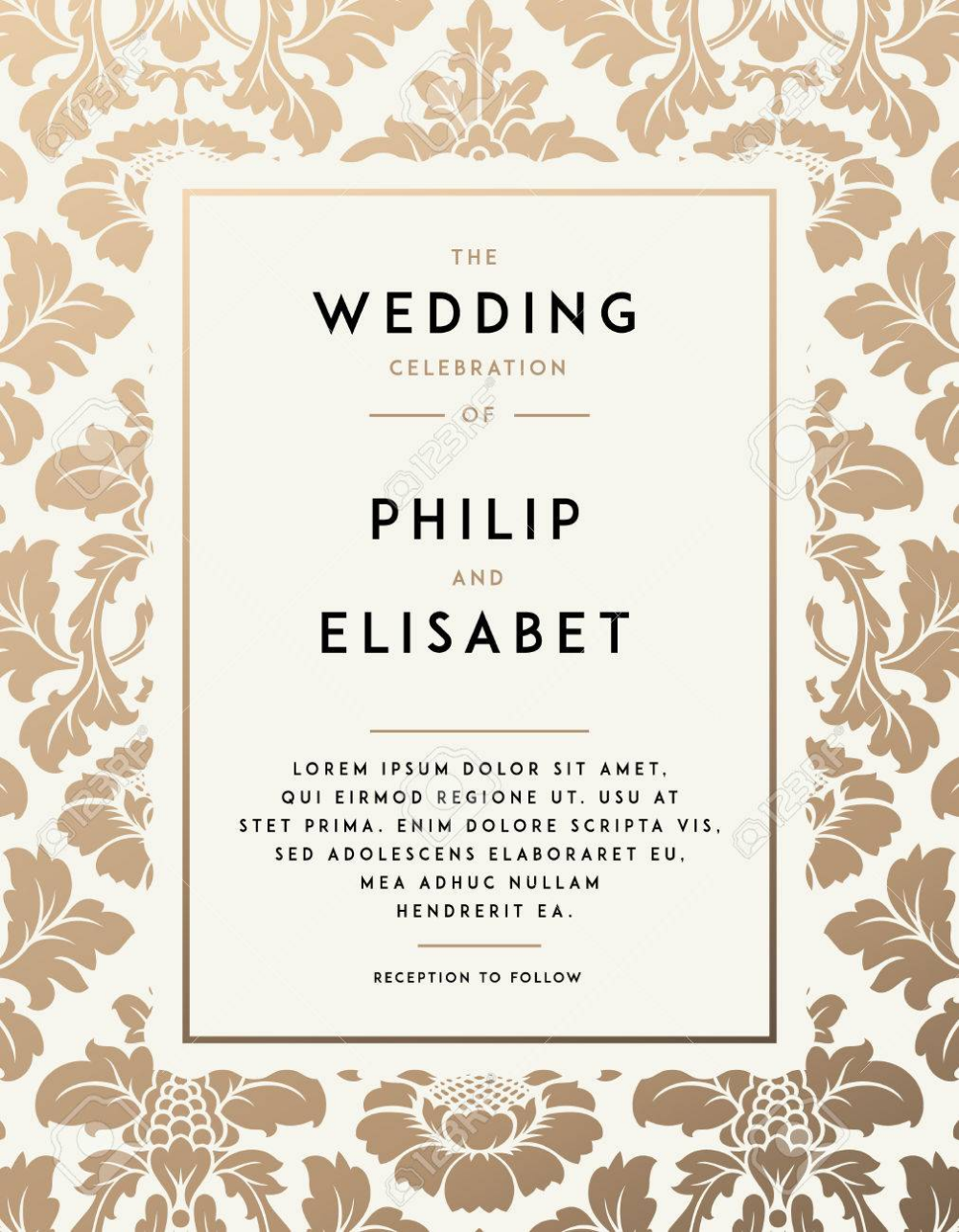 Wedding card free download & images collection: Free ...