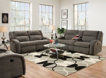 Best quality online Maverick Double Reclining Sofa by Southern ...