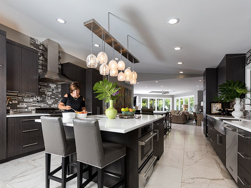 Custom Upscale Features Interior Designer Nathan Taylor Of