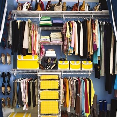 How To Live Large With A Small Closet: Weu0027ve Got Good News And Bad News.