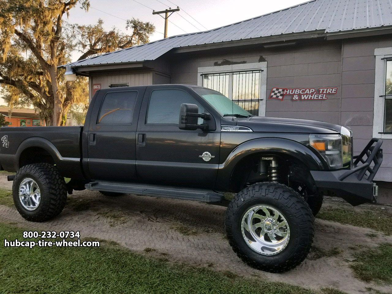 tires and rims for ford f250