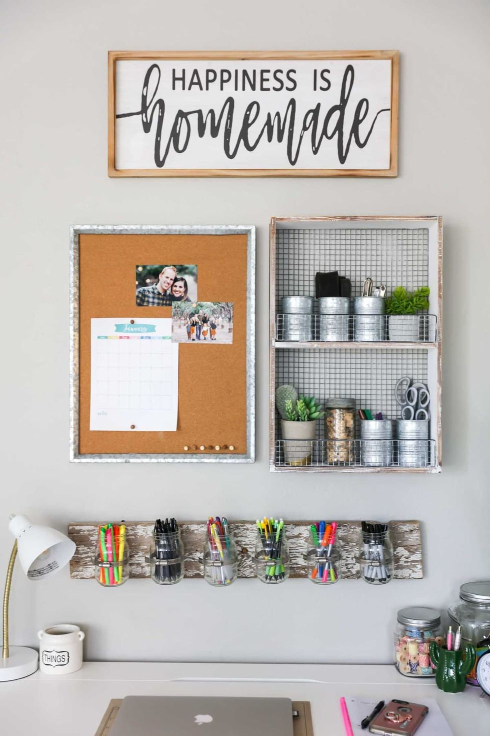 Get Organized With These Fun Orderly Desk Ideas -   19 diy Organization desk ideas