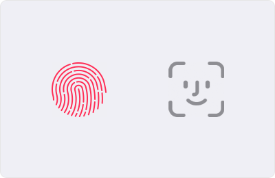 Apple Security Touch Id Vs Face Id Face Id Apple Face