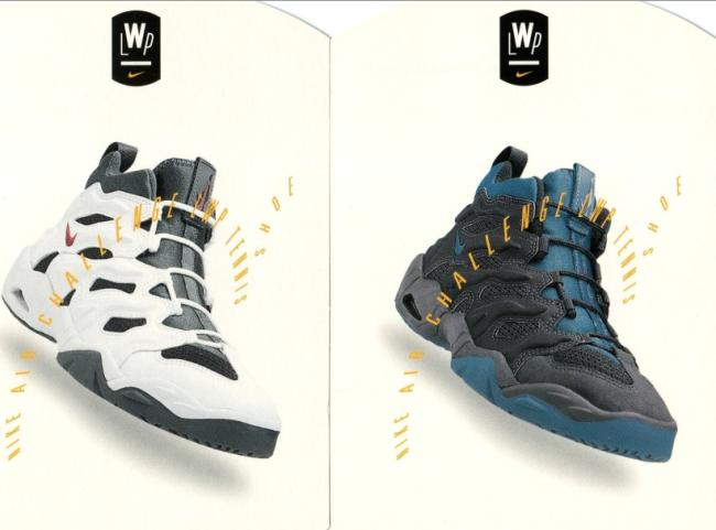 NIKE AIR CHALLENGE LWP ANDRE AGASSI | Sneakers | Sneakers