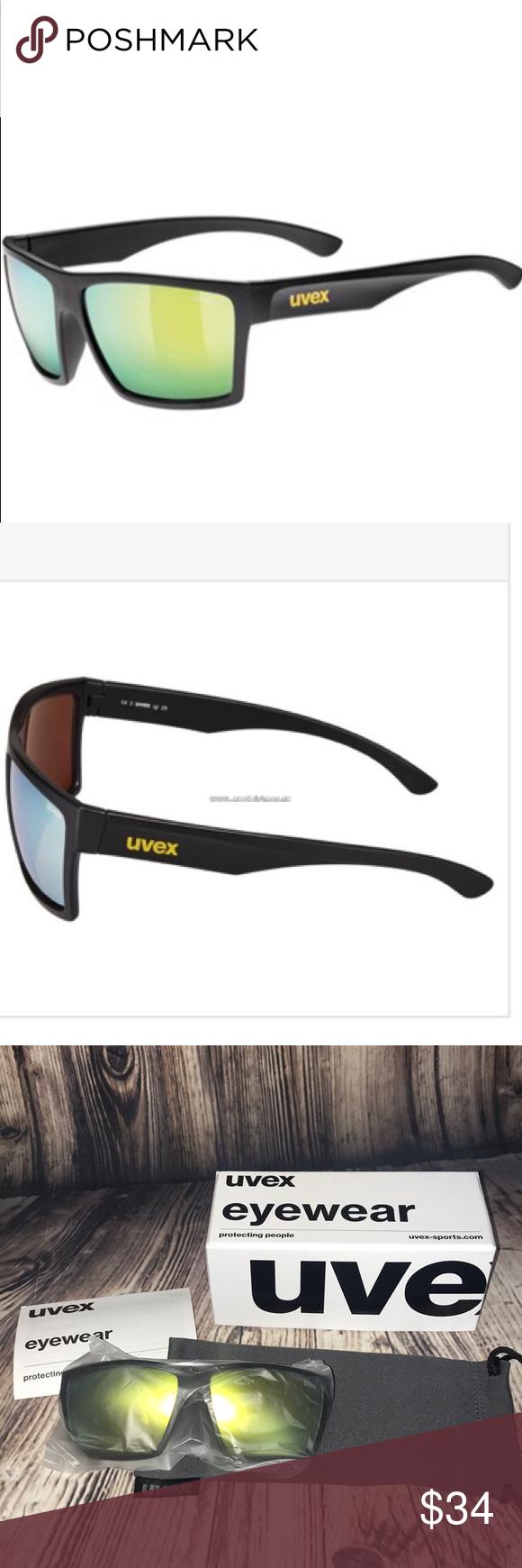 NWT Uvex Sunglasses NWT! Uvex unisex wayfarer sunglasses