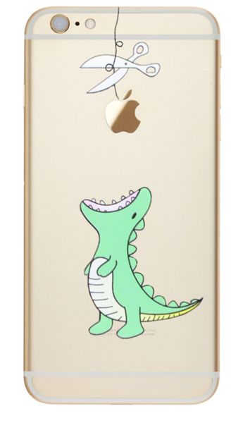 Handyschalen Dino Frisst Apple Handyhulle Iphone 6 6s 7 Silikon Ein Designe In 2020 Diy Phone Case Iphone Phone Cases Apple Phone Case