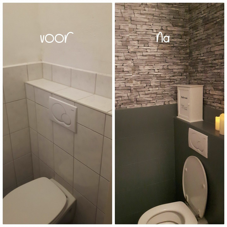 pin by rennie gjaltema on wc opknappen pinterest toilet small