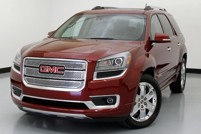 Remarkable 2015 Gmc Acadia Denali Awd Only 7896 Miles Crimson Red Gmtry Best Dining Table And Chair Ideas Images Gmtryco