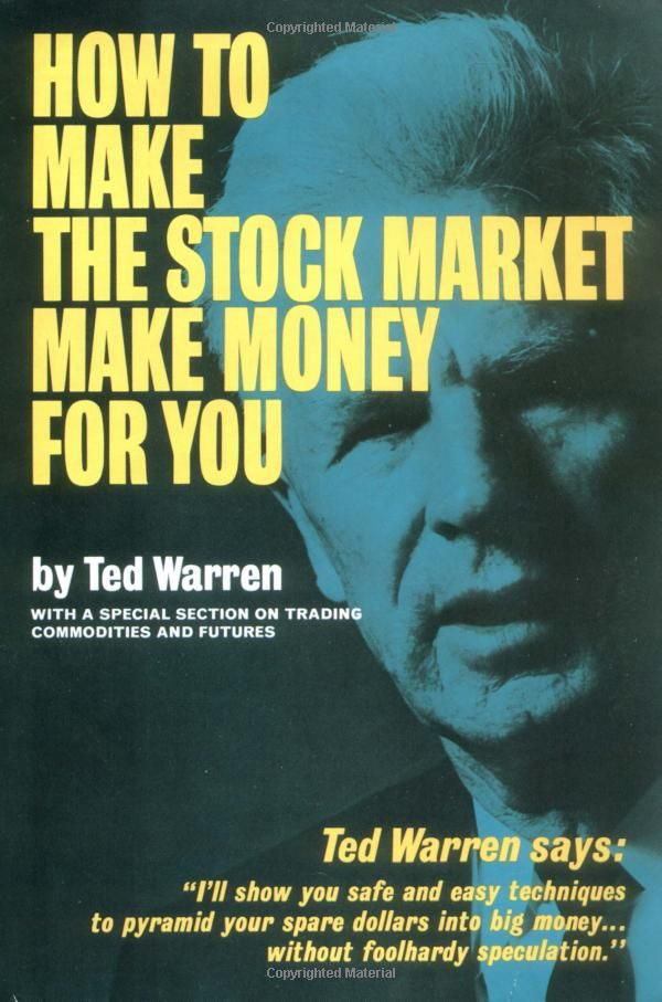 Ted Warren made a fortune as a contrarian stock investor  He