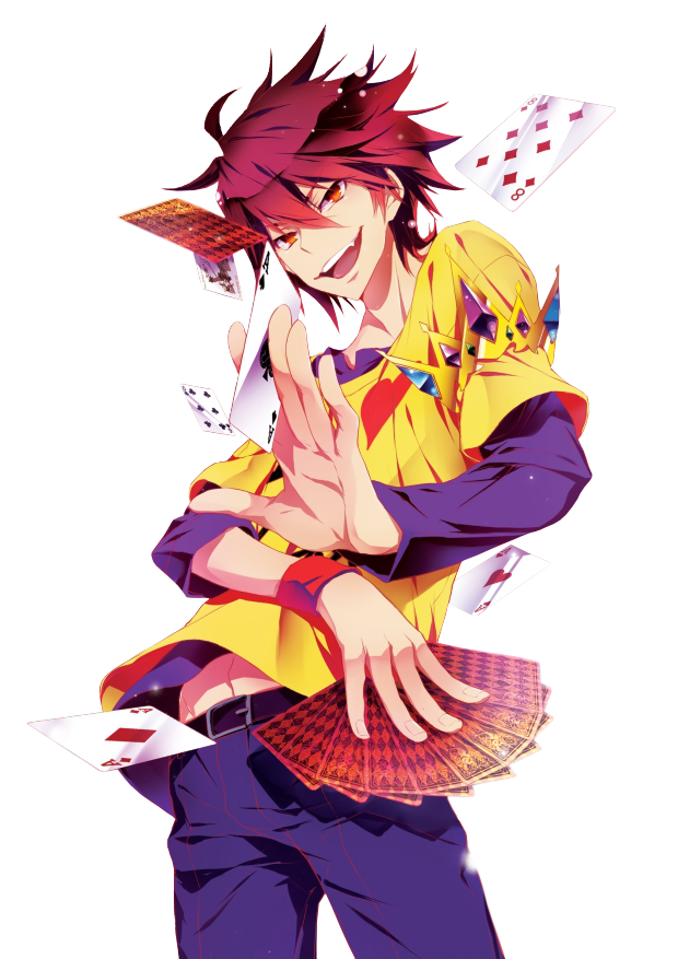 No Game No Life Sora Render by on