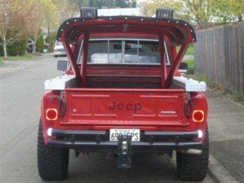 Jeep J10 Honcho 1983 Jeep J10 Stepside Pickup Honcho Auto Ac