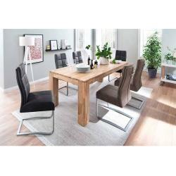 Photo of Mca Salva Ii Schwingstuhl 2er-Set Schwarz Mca furniture