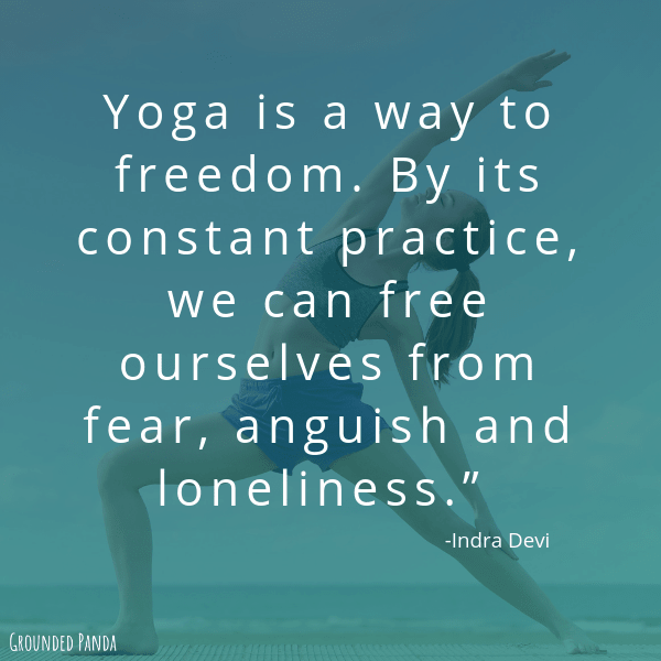 104 Yoga Quotes for Inspiration & Motivation (with images)