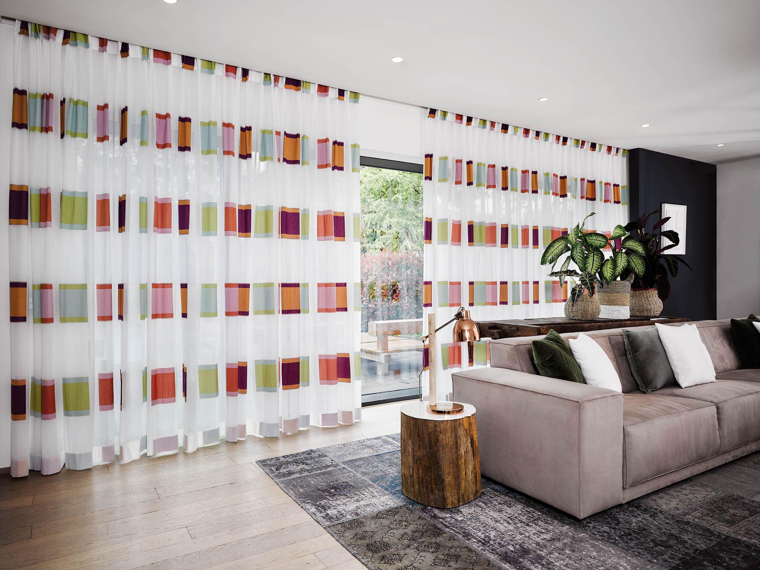 Gordijnen #inbetween #stoffen #interieur #decoratie #bekleding