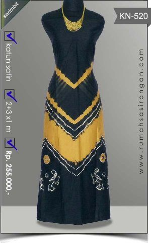 Kain Sasirangan Kn520 Sasirangan Di 2019 Gaun Model Dan Wanita