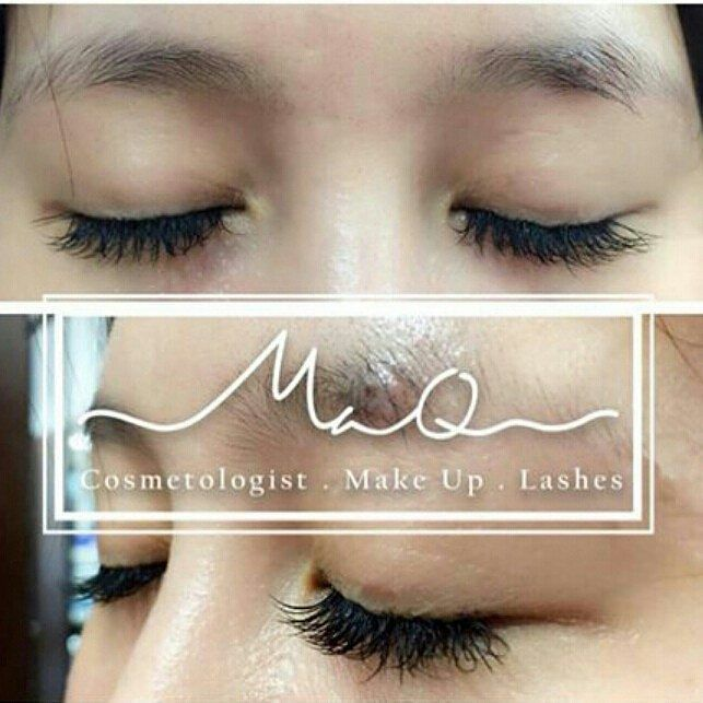 JAKARTA BASED HOME SERVICE MAKEUP LASHES EXTENSION AND