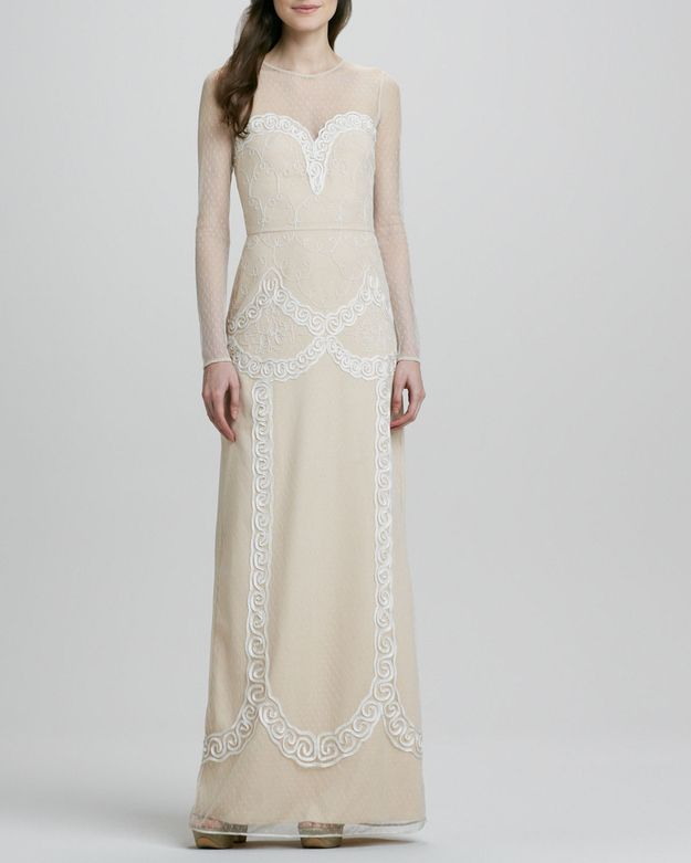 Wedding Dress by Temperly
