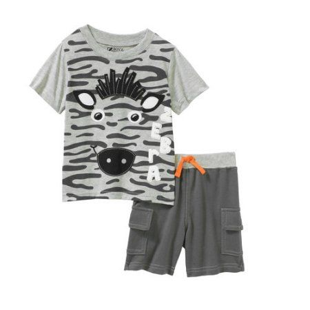 9a0161c5b28a Nannette Newborn Baby Boy Knit Pullover And Knit Short Set