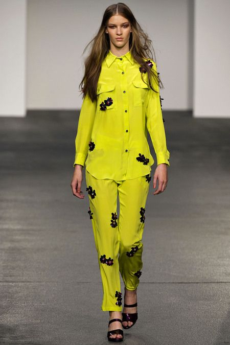 House of Holland Spring/Summer 2013 at LFW.