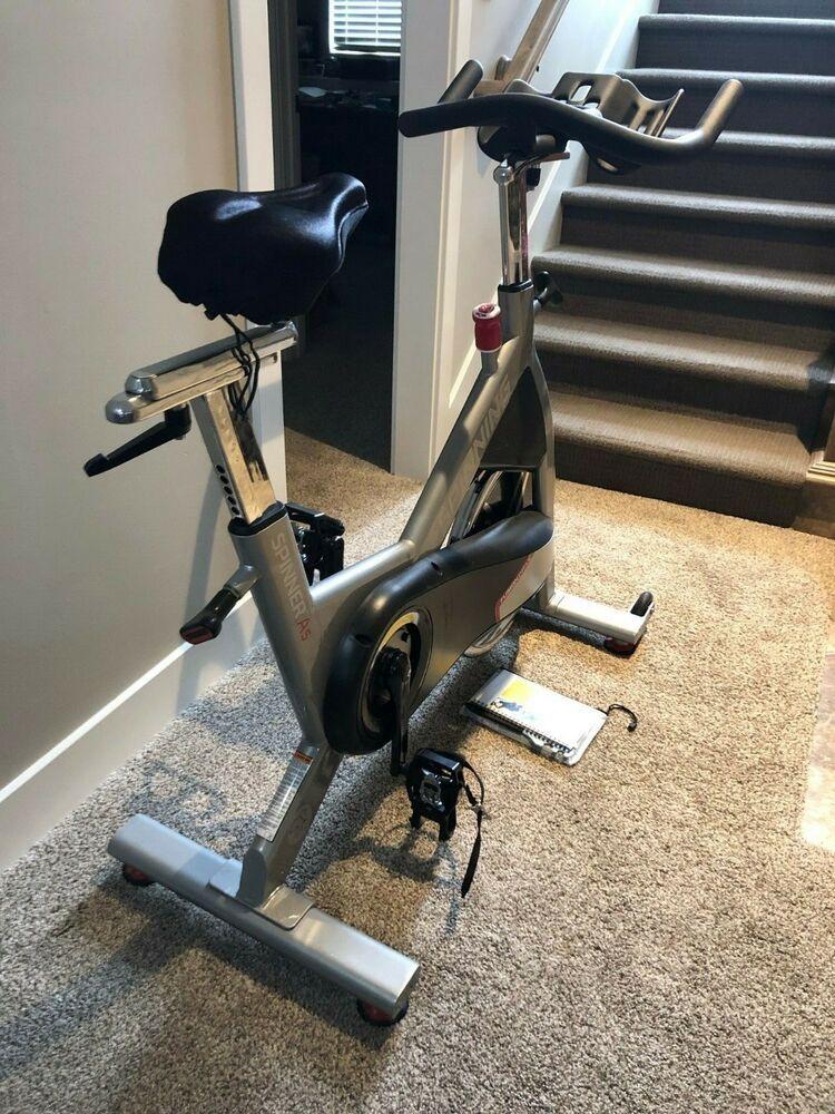 Ad Ebay Spinner A5 Spin Bike Lightly Used Indoor Spin Bike Stationary Spin Bike Indoor Bike Workouts