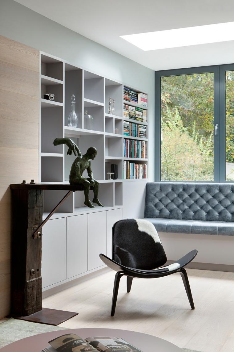 Vintage-Dekor für jeden Raum im Haus | Vintage-dekor, Moderne häuser ...