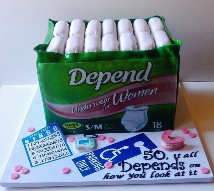 Women S 50th Birthday Cake Ideas Woman Decorating