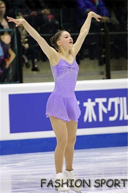 e2e97c8a890a Children Figure Skating Dresses Competition Beautiful New Brand Figure  Skating Dresses For Kids Custom HB1871