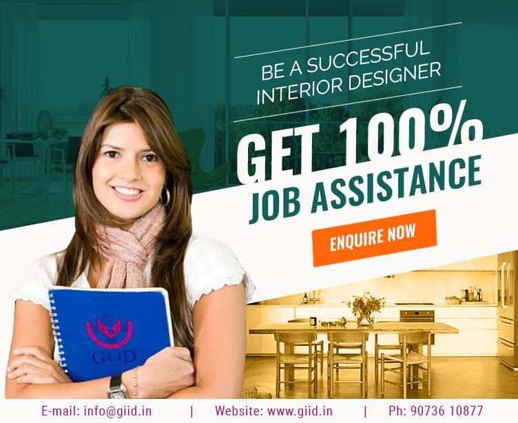 Join Giid To Become A Successful Interior Designer And Unlock The Endless Opportunities Which The Industry Provides To Know Mo Design Interior Design Interior