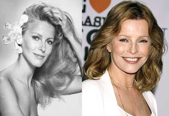 Obviously were Cheryl ladd tits happens