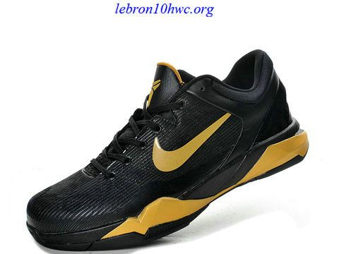 I would totally rock a pair of Nike kobe, just for kicks