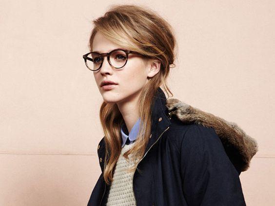 ab983e4f0148a Les lunettes de vue Chanel  mode  lunettes  chanel  ecaille  vintage   glasses  fashion