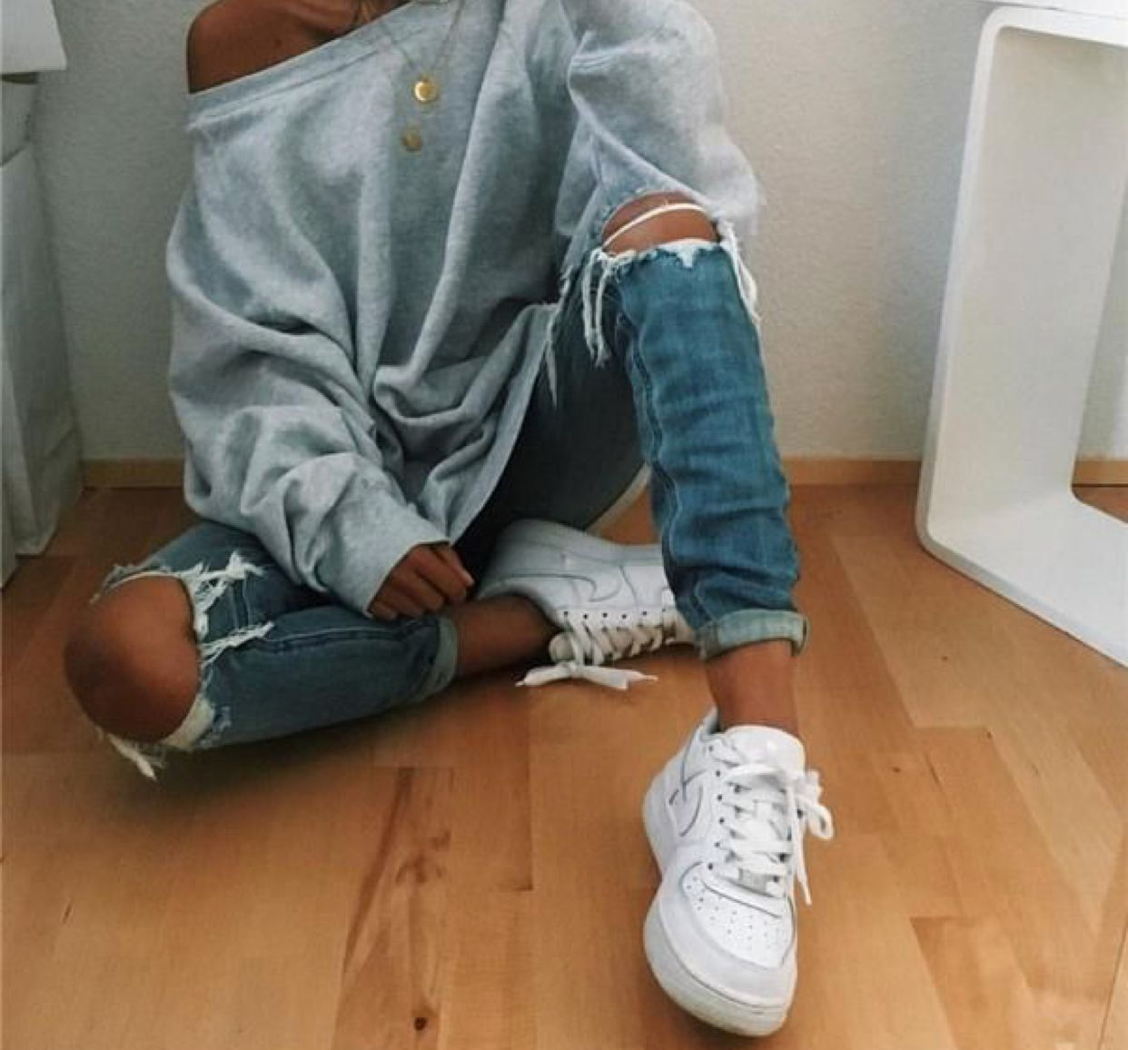 Air Force 1 '07 Women's Shoe in 2019 | Outfits, Trendy