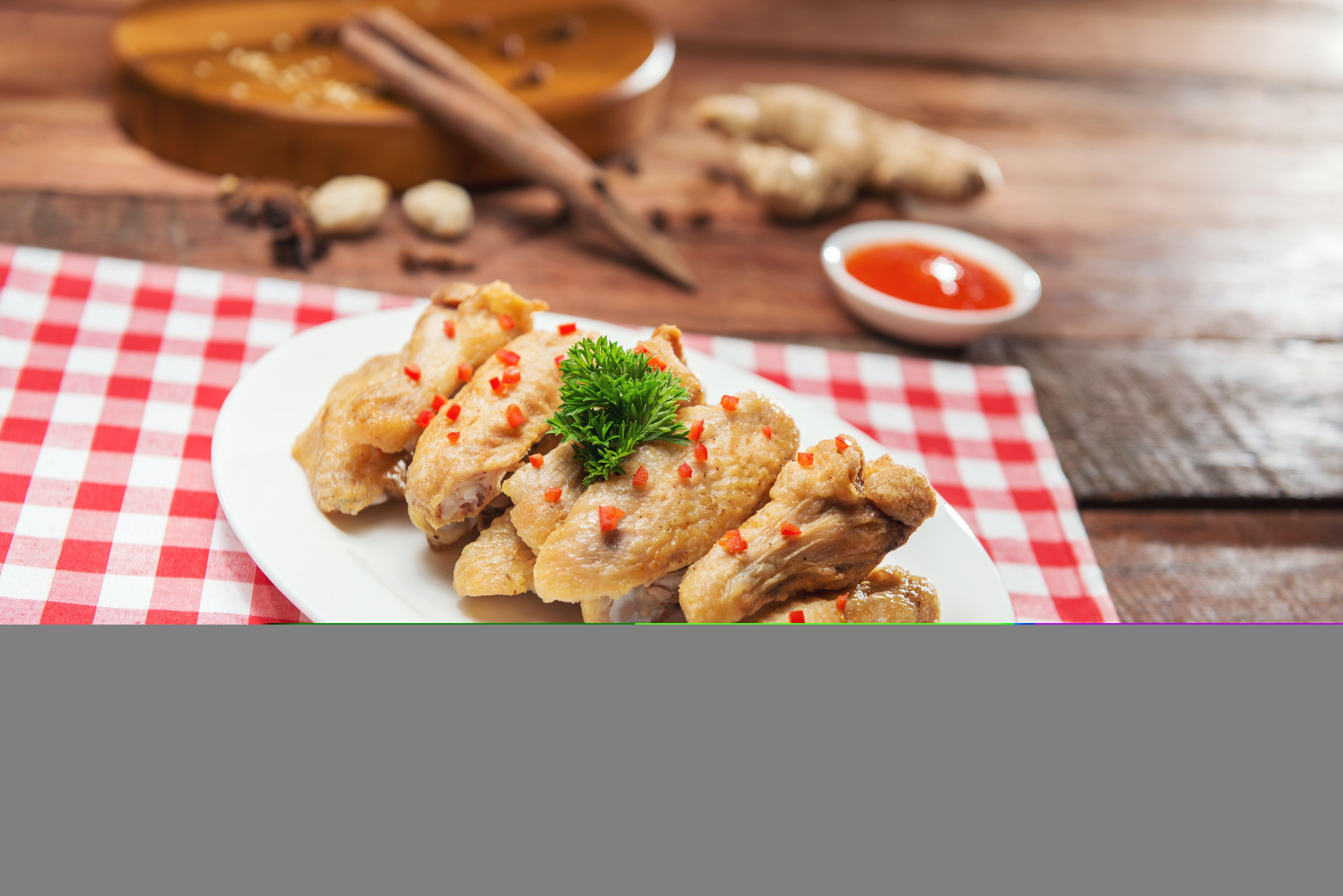 Sayap Goreng Royco Makanan Resep Ayam