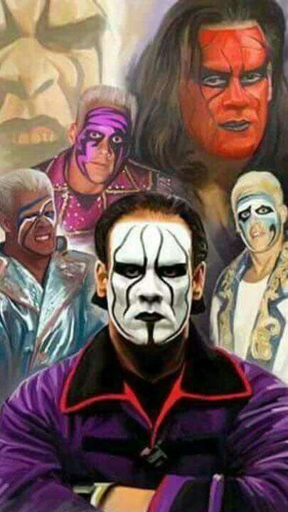 The 56 yr. old, Sting, & his many looks!!