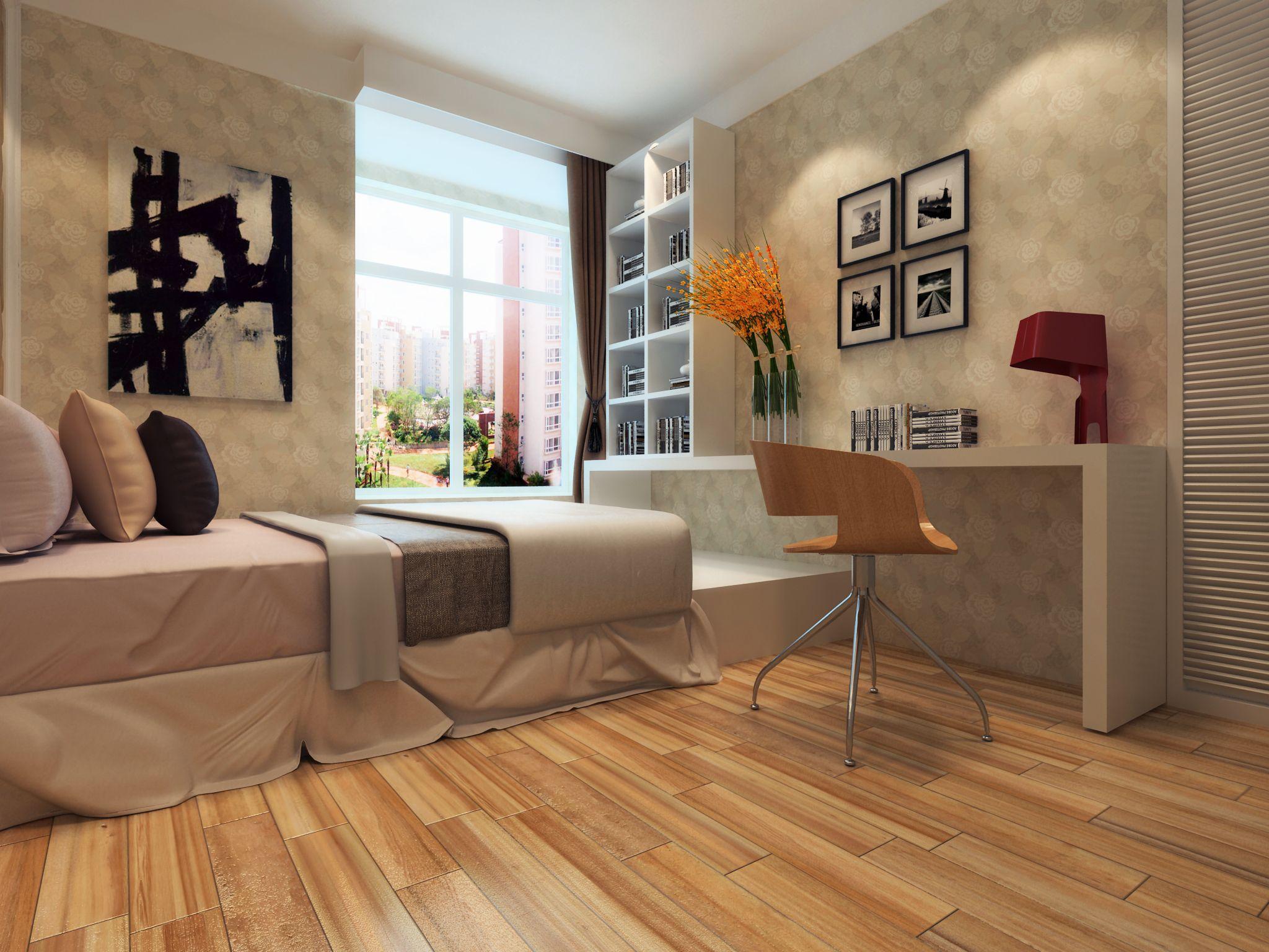 La madera cer mica similar al pino junto con la luz for Interceramic pisos