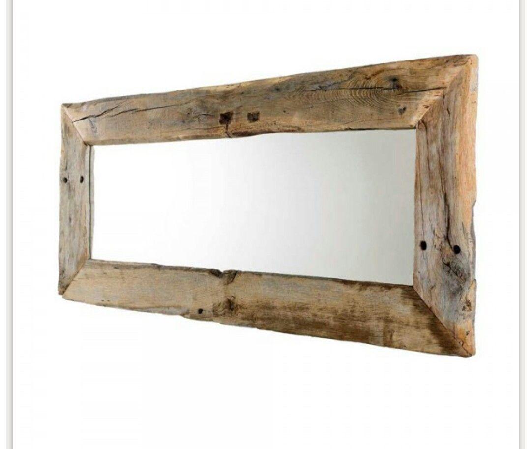 Wandspiegel Aus Altem Holz Spiegel Holz Bilderrahmen Holz Altholz