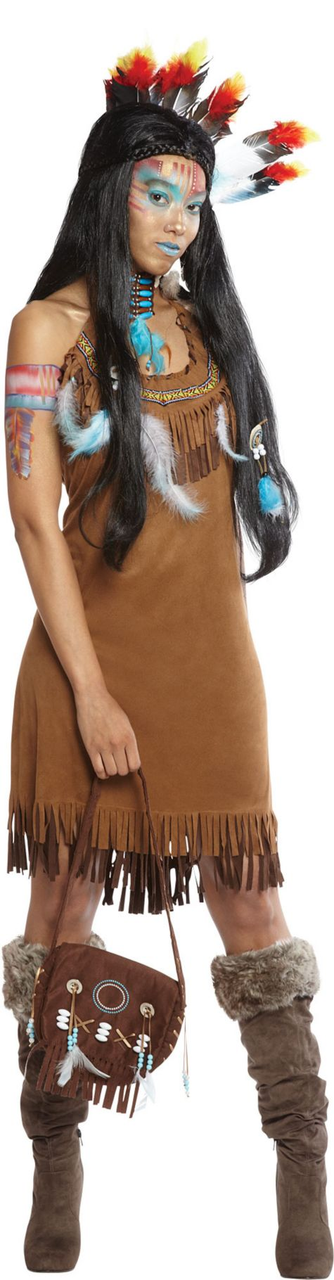 Native American Costume for Women - Party City