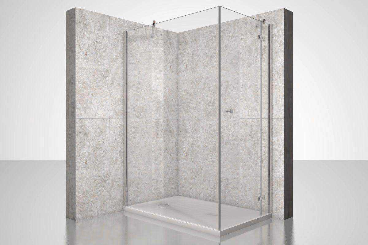 Eckdusche Nach Mass Eckduschen Duschkabine Dusche