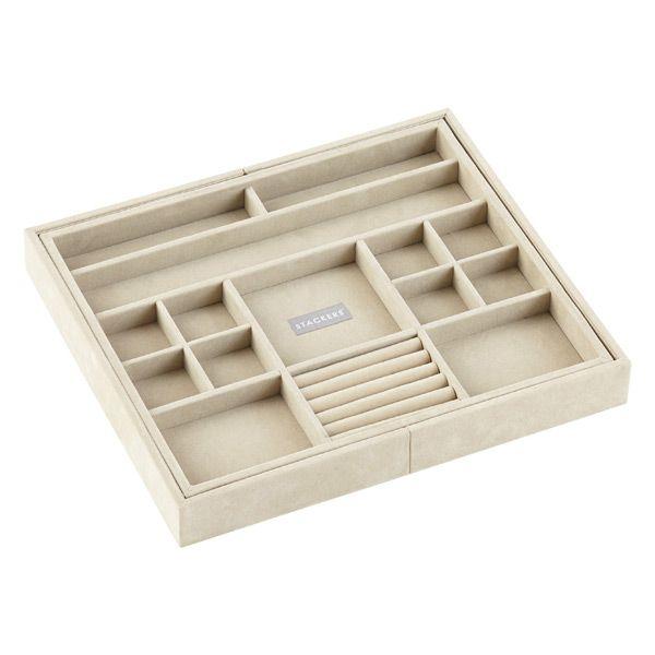 Stackers Medium Expandable Jewelry Storage Tray Jewelry Tray