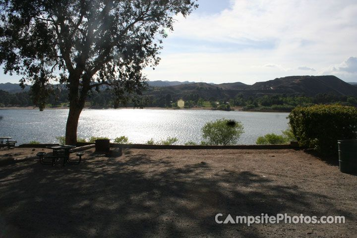 Castaic Lake Campsite Photos Camping Info Reservations